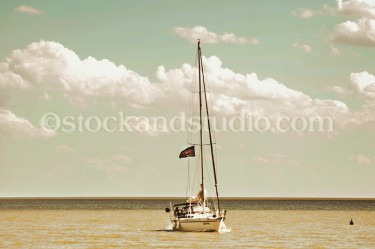 Sailboats 2 (Pirate Flag)
